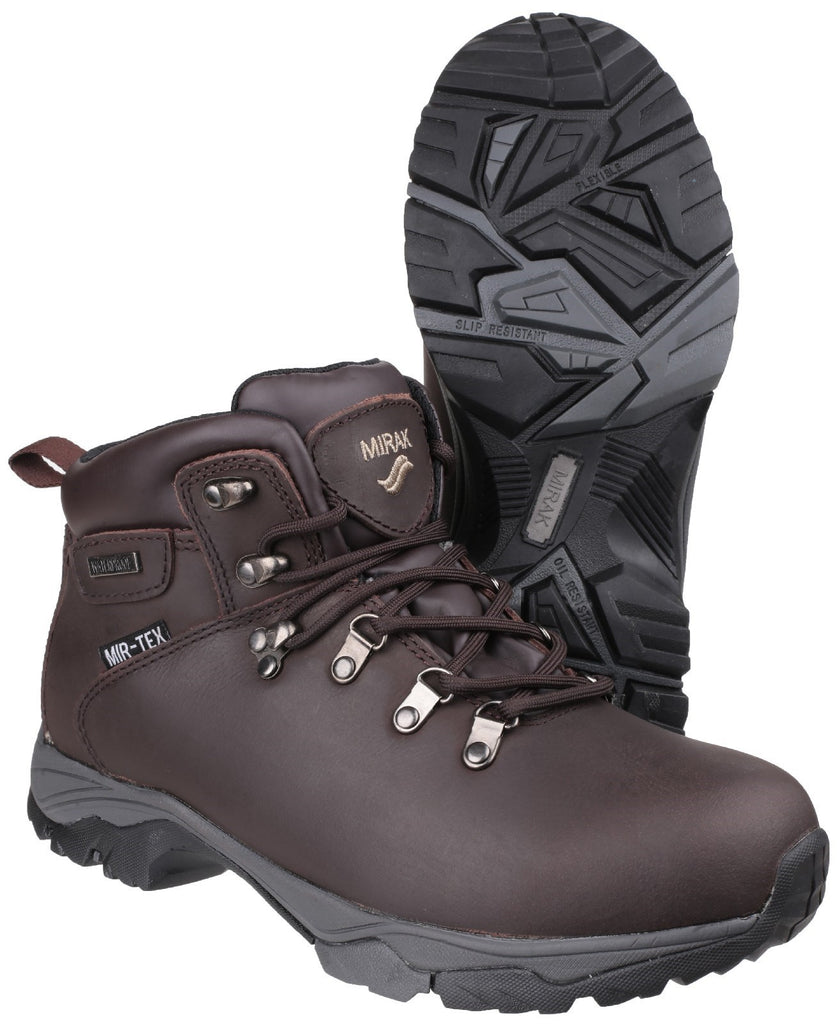 Nebraska Hiker Boot Crazy horse