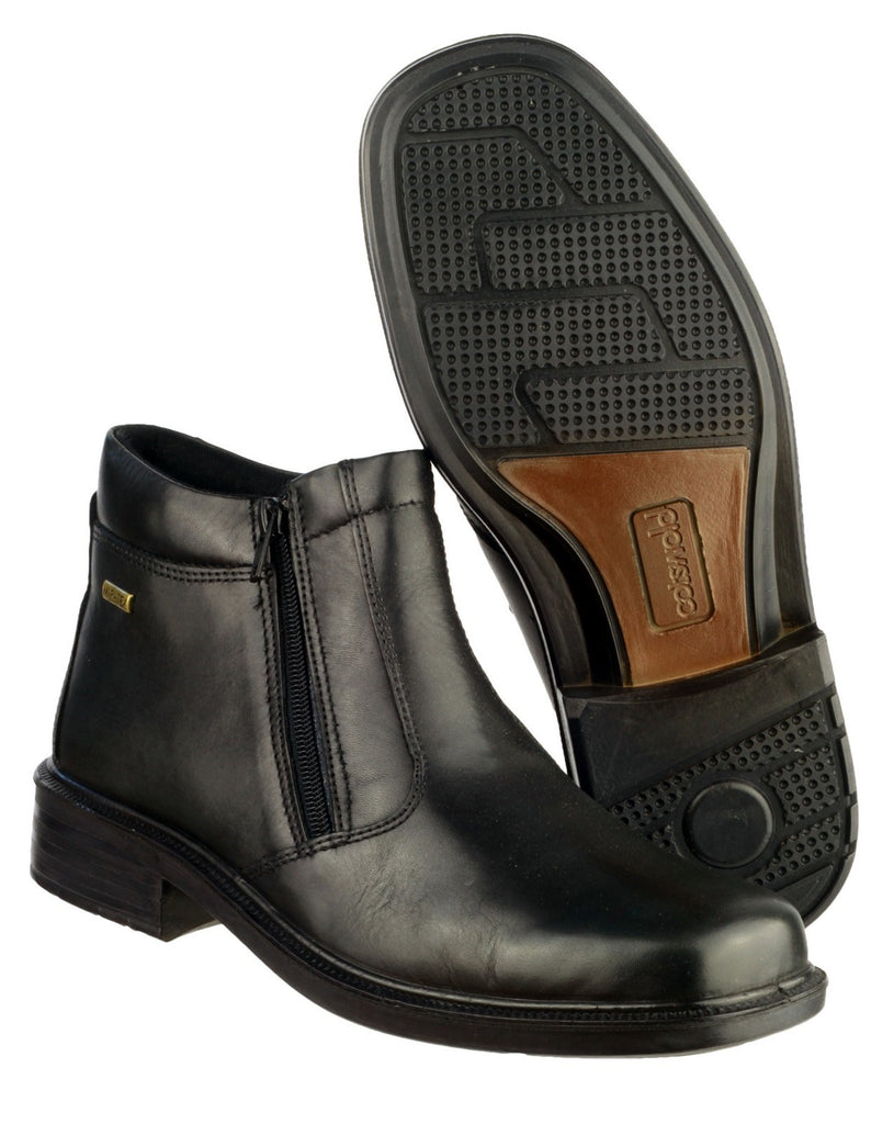 Kelmscott Waterproof Boot Black