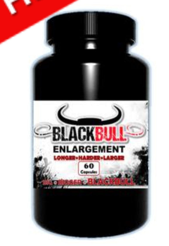 -70 % Black Bull Special -  Buy 1 get 2 FREE! - National Male Clinic
