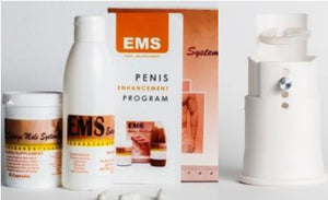 EMS Male Enlargement System + Plus a FREE 4/5 Penis Size Extender