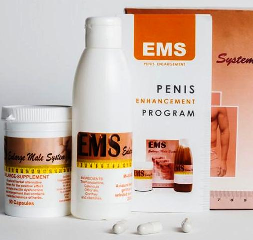 EMS Male Enlargement System - National Male Clinic