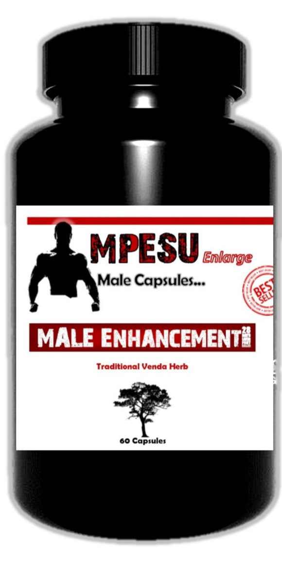 -60% Mpesu Venda Herb Special Buy 2 get 3rd + Enlargement Lubricant FREE Special - National Male Clinic