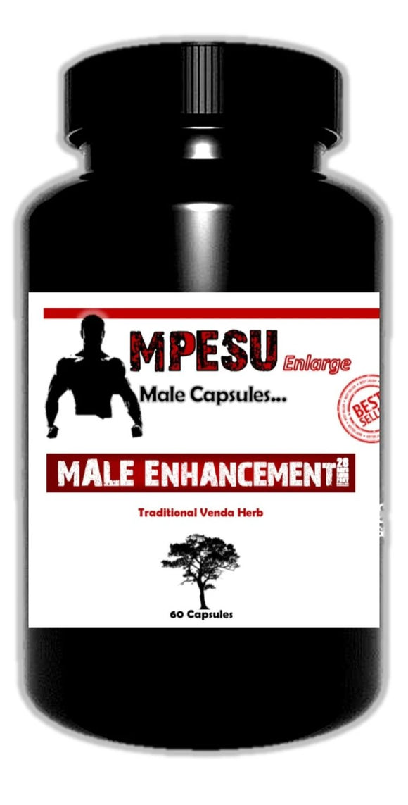 1 Mpesu Venda Herb Special Half Price - National Male Clinic