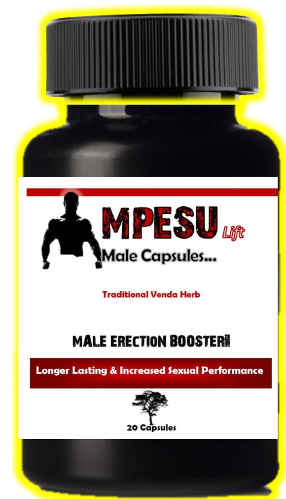 Mpesu Venda Male Capsules - National Male Clinic