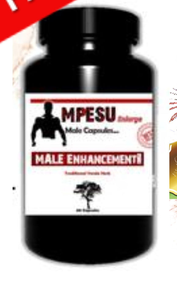 -75% Mpesu Venda Special -  Buy 1 get 2 FREE! - National Male Clinic