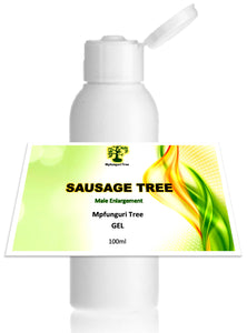 Mpfunguri /  Sausage Tree Enlargment Gel - National Male Clinic