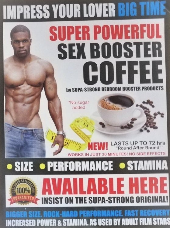 Sex Booster Coffee Wholesale