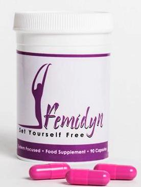 Femidyn for Ladies - National Male Clinic