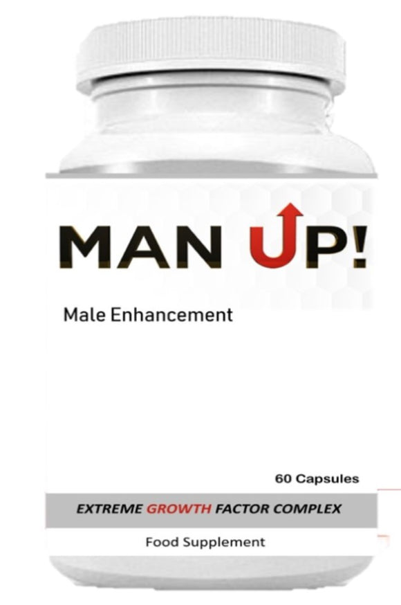 Man up Male Enhancement - National Male Clinic