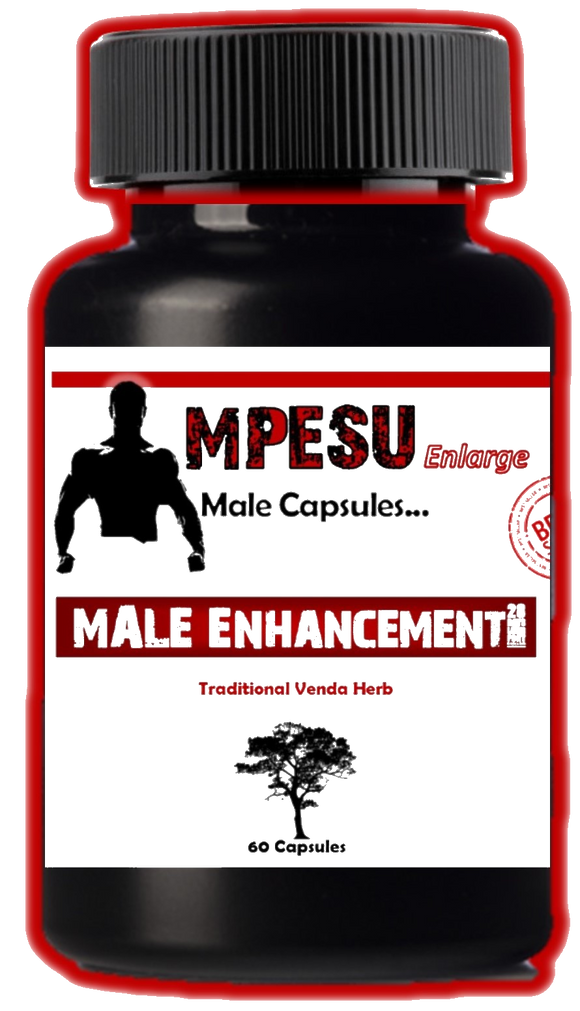 Mpesu Venda Enlargement Capsules - National Male Clinic