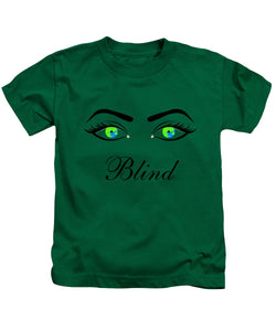 Blind - Kids T-Shirt
