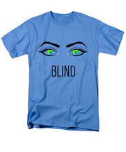 Blind - Men's T-Shirt  (Regular Fit)