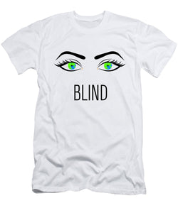 Blind - Men's T-Shirt (Athletic Fit)