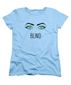 Blind - Women's T-Shirt (Standard Fit)