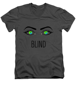 Blind - Men's V-Neck T-Shirt