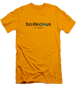 Bo-da-cious - Men's T-Shirt (Athletic Fit)