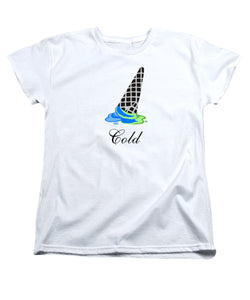 Cold - Women's T-Shirt (Standard Fit)