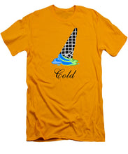 Cold - Men's T-Shirt (Athletic Fit)