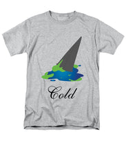 Cold - Men's T-Shirt  (Regular Fit)