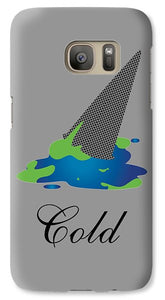 Cold - Phone Case