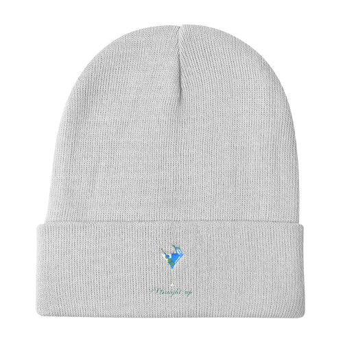 Straight Up Knit Beanie