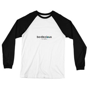 Straight Up Long Sleeve Baseball T-Shirt