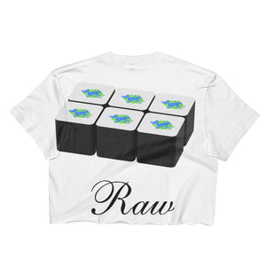 Raw Crop Top