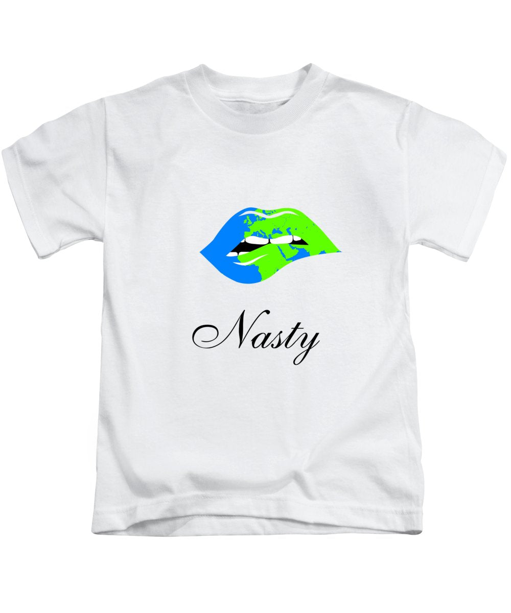Nasty - Kids T-Shirt