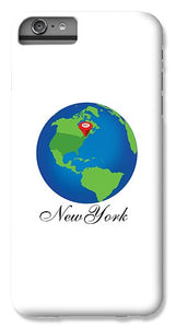 New York - Phone Case