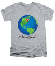 New York - Men's V-Neck T-Shirt