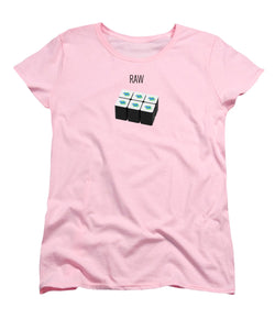 Raw - Women's T-Shirt (Standard Fit)