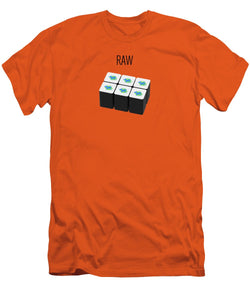 Raw - Men's T-Shirt (Athletic Fit)