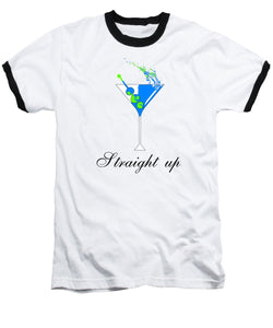 Straight Up - Baseball T-Shirt
