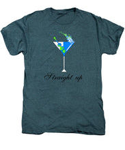 Straight Up - Men's Premium T-Shirt