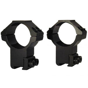 "Lensolux 2 piece Mounting High 1"" - ShootingTargets4Fun"