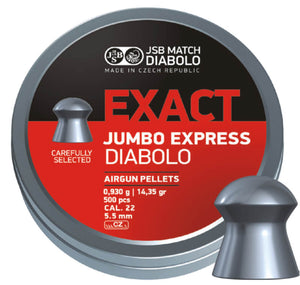 JSB  Jumbo Exact Express  .22 / 5.5 mm