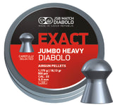 JSB Jumbo Exact Heavy  .22 / 5.5 mm - ShootingTargets4Fun