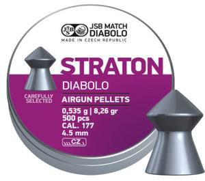 JSB Straton  .177 / 4.5 mm - ShootingTargets4Fun