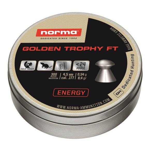 Norma Golden Trophy FT  .177 /  4.5 mm