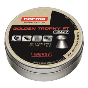 Norma Golden Trophy FT Heavy .177 / .22