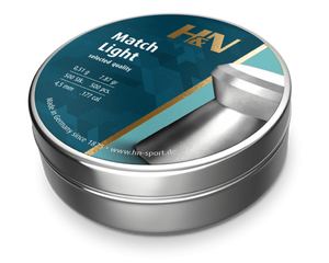 H&N  Match Light .177 / 4.5 mm