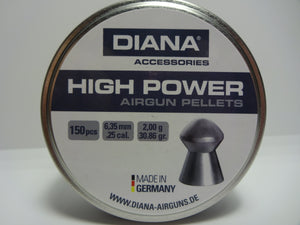 Diana High Power .25 / 6.35 mm