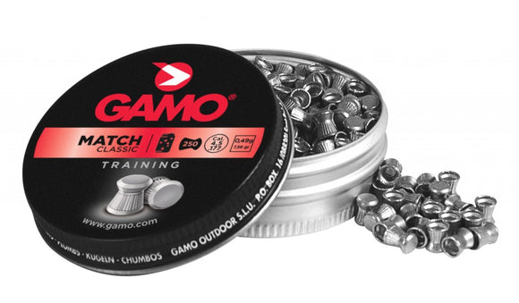 Gamo Match  .177 / 4.5 mm - ShootingTargets4Fun