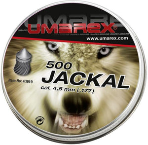 Umarex Jackal Pointed  .177 / 4.5mm - ShootingTargets4Fun