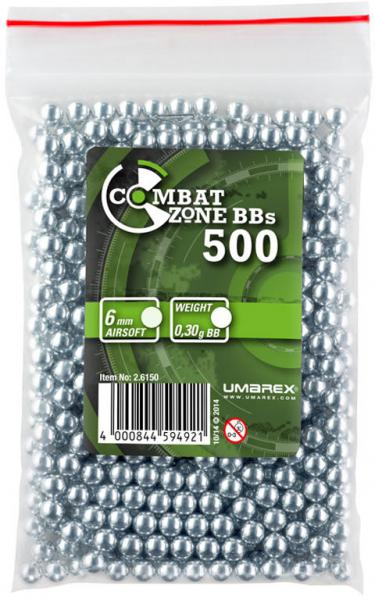 Umarex Airsoft BB Alu 0.30 gr - ShootingTargets4Fun