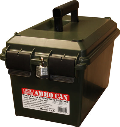 Ammo can MTM Case-Gard