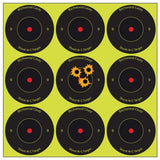 "Shoot N C Reactive Targets 2"" - ShootingTargets4Fun"