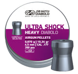 JSB  Ultra Shock Heavy  .177 / 4.5 mm