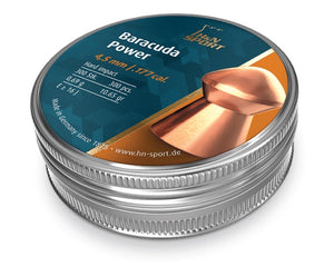 H&N  Baracuda Power Copper  .177 / 4.5 mm