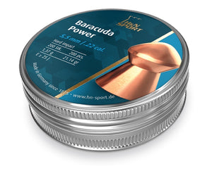 H&N Baracuda Power Copper   .22 / 5.5 mm